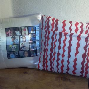 Custom Photo Pillows - start at $25