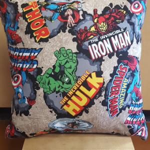 Super Hero Kids Pillow